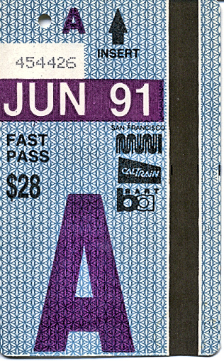 june 1997 fast pass muni by sbfisher