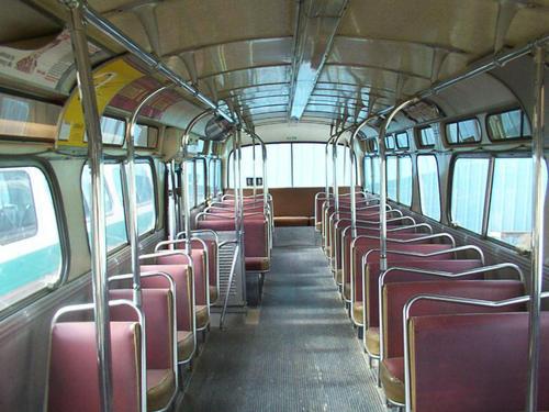 Muni Bus for Sale