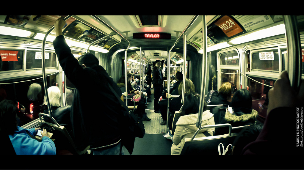 "Photo by Alfredo Mendez. Sex crimes on public transportation might be  ""vastly underreported ..."