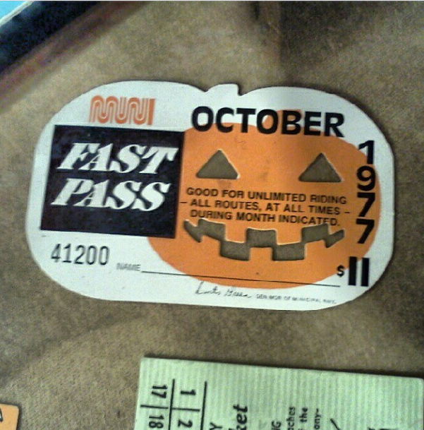 old fast passes sfpl oct
