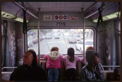 kids on muni
