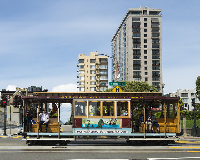 california cable car by sirgious