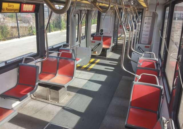 muni new train cars