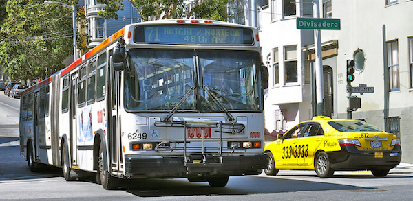 Muni Approves $6.6M for 71-Haight-Noriega Line