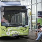 Bus powered by human poop is a reality