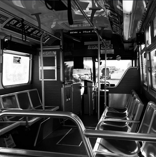 empty bus cburg319