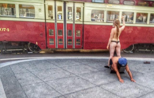 nudists
