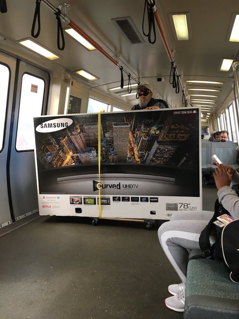 BART_giant_TV