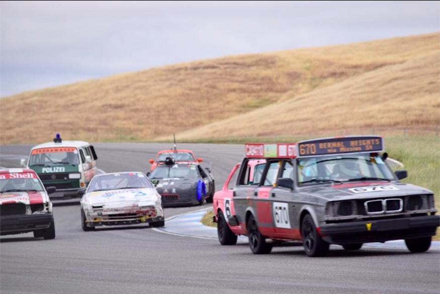 bernal dads racing track muni diaries