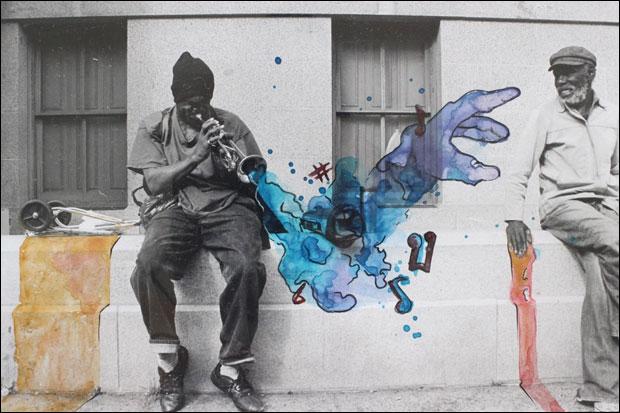 reynaldo cayetano muni diaries art