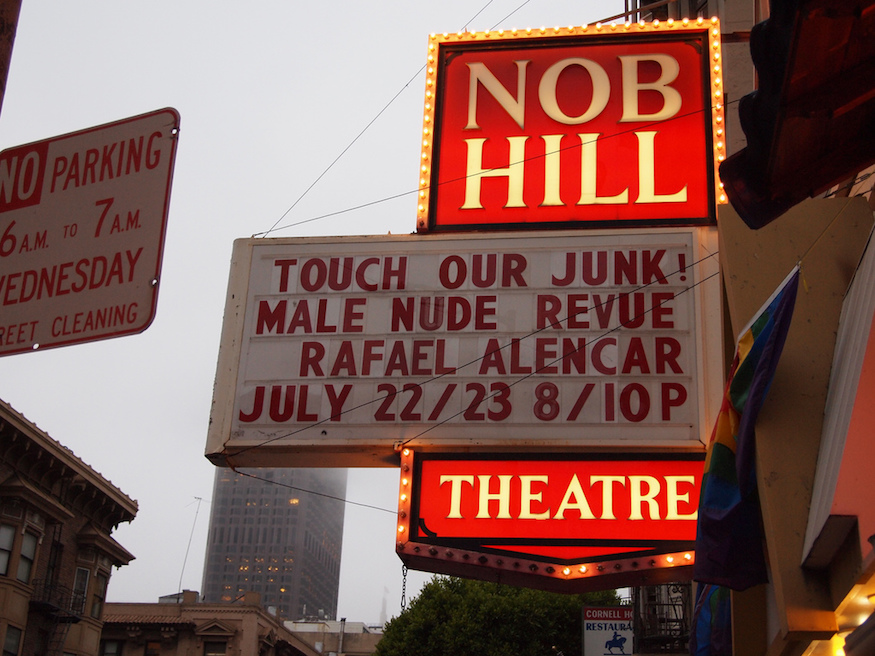 San francisco live sex shows underground
